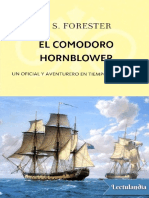 8. Horatio Hornblower 8 - El Comodoro Hornblower