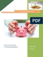 UFCD 9822 Poupança – Conceitos Básicos Índice