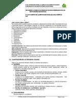 INST. DE OPERACION MRRSS - INDUSAN