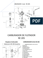 RE205D  Gráfico  Carburador flota Ucal SE UVD 22-6.pptx