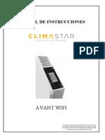 Climastar Avant Manual_wifi