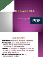 Clases de Homilética.ppt