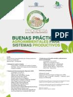 BUENAS PRACTICAS AGROAMBIENTALES