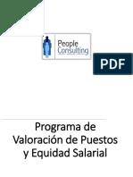Programa de Valoracion de Puestos - Enero 2020 - EC