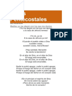 Coros Pentecostales