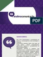Ana Lima Comunicação