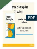 Finance d entreprise 3 e édition
