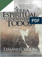 La Guerra Espiritual Que Enfren - Damaris Yrion.pdf