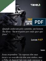 TADEL - QUANDO A HONRA VEM EM PRIMEIRO LUGAR