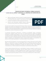 Iniciativa de Ricardo Monreal  amenaza la libertad de expresión en línea - R3D
