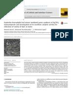 Atarod2016 Euphorbia heterophylla leaf extract mediated green synthesis.pdf