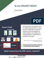 EMC aplicada em SMART GRIDS