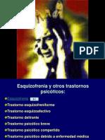 OTROS TRASTORNOS PSICOTICOS   2019      .ppt