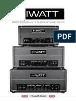 Hiwatt Product Catalogue 2019.91ca1889