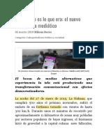 Cuba ya no es lo que era_ el nuevo ecosistema mediático