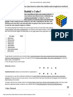 How to solve the Rubik's Cube .pdf