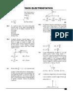 1. Electrostatics   (S.C.Q.) E