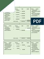 SOLUCION TALLER ASIENT0S CONTABLES AFIANCIAMIENTOS.xlsx
