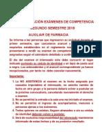 CALENDARIO-EXAMENES-AUXILIAR-DE-FARMACIA-PRIMER-SEMESTRE-2019
