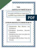 VISI & MISI UPTD PKM SUMBER HARUM.docx