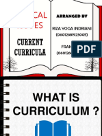 2 CRITICAL ISSUES-CURRENT CURRICULA