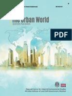 The Urban World Vol. 12, No. 3, July Sept 2019