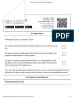 Crane Competency Test Checklist - SafetyCulture