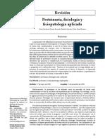 Proteinuria, fisiología y