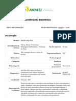 FOCUS - SUPORTE DO ATENDIMENTO AOS USUÁRIOS - [SIS versão 2.2.61]