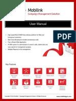 CMS- User manual