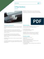 Promat PROMASIL 650 Pipe Sections Scheda Tecnica.pdf