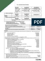 Week 10B Corporate Tax Rates