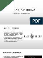 RALPH LAUREN ppt