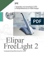 ESPE Elipar Freelight 2 - brochure - italiano