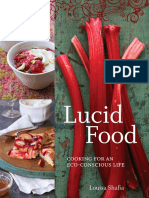 Cucumber Pomegranate Salad Recipe From Lucid Food by Louisa Shafia