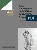 AULA02T15-Desenho Acadêmico Figura Humana-Galber Rocha- 2020