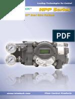 HPP4000 Digital Positioner