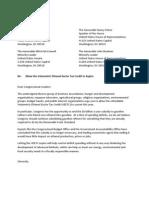 Ethanol Letter November
