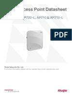 SME AP (AP730-L AP720-L AP710 & AP210-L) Datasheet 2019.10.17