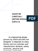 AIRCRAFT DESIGN PROJECT 1