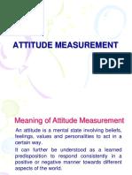 4.2 Attitude Measurement