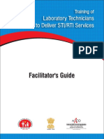 Lab Tech Facilitator Guide
