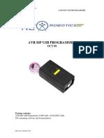 NEX AVR USB Programmer