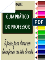E-Book Guia Prático do Professor