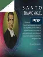 POSTER Hermano Miguel