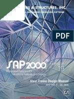 Steel Frame Design Manual SAP2000.pdf