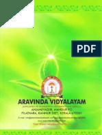 Aravinda Brochure