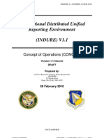 AMN - InDURE Concept of Operations
