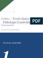 _CURS2_Teorii_Clasice_in_Psihologia_Creativitatii