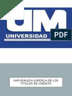 Derecho mercantil II clase 2